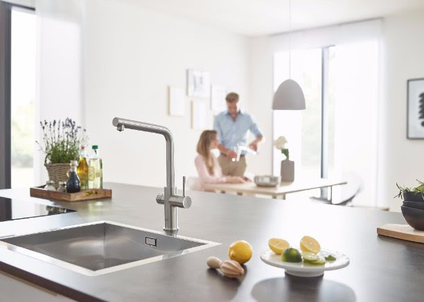 GROHE Blue Home systeem
